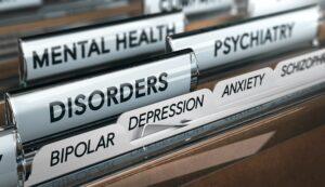 Dossier sur les troubles de la santé mentale